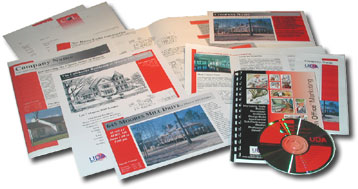 UDA Construction Office Marketing Tools