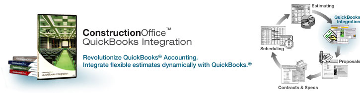 Construction Estimating Quickbooks Construction Estimating