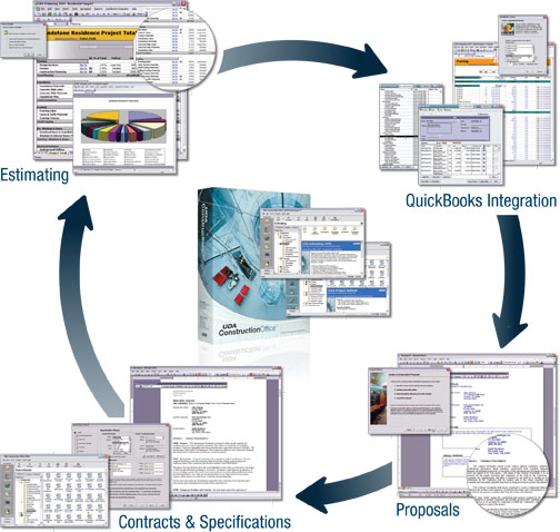UDA Construction Office Software