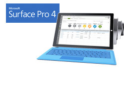 ConstructionSuite™ 7 Certified for Microsoft Surface Pro 4
