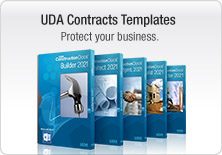 UDA Contract Templates - Limit your Liability