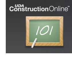 UDA Announces New ConstructionOnline™ 101 Workshops
