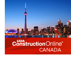 UDA Technologies Announces New ConstructionOnline™ Canada