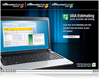 UDA Estimating Video Tour
