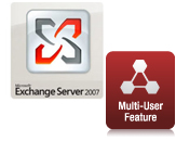 New Microsoft Exchange Server Integration