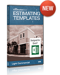 UDA Light Commercial Excel® Templates