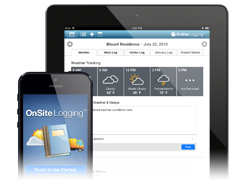 Introducing New OnSite Logging Mobile App for iPhone, iPad and iOS 7