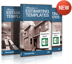 Uda construction estimating templates light commercial excel - The Uda Online Store Select Configure Items
