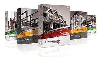 New UDA ConstructionSuite 2010 with Improved Estimating