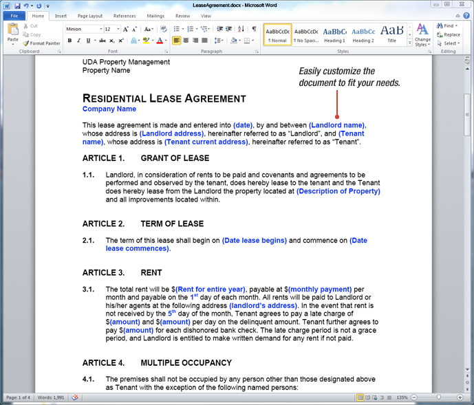 Property Management Agreement Property Management Agreement Free