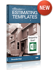 UDA Residential Excel®  Templates