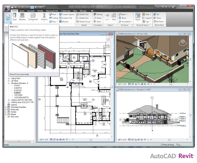 UDA ConstructionSuite CAD Integration