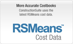 New RS Means CostBooks