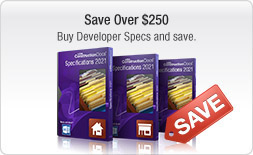 Save with UDA Developer Specifications