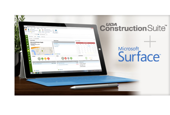 ConstructionSuite™ 6 Now Certified for Microsoft Surface Pro 3