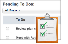New To-Dos for ConstructionOnline