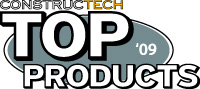UDA ConstructionSuite Honored with Top Product Award for 2009