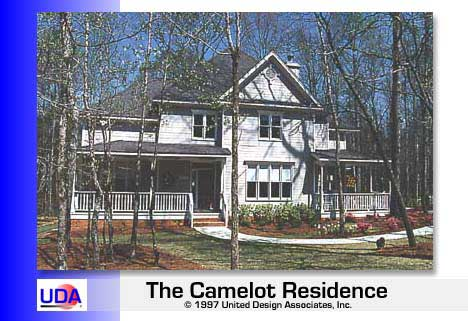 Camelot Front View