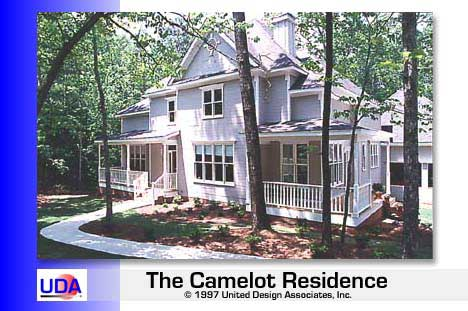Camelot Front View from the Side