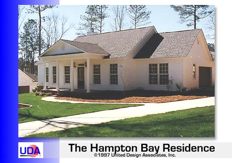 Hampton Bay Elevation 5