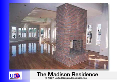 Madison Fireplace