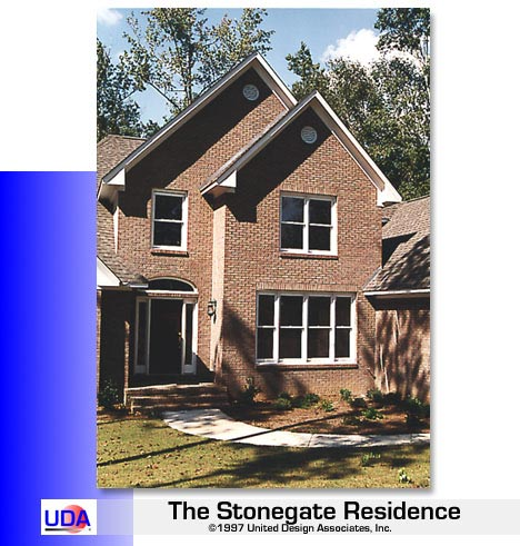Uda stonegate ideal home plan photo journal for Stonegate farmhouse plans